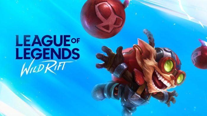 League of Legends: Wild Rift chega ao Brasil em 29 de março (Imagem: Divulgação/Riot Games)