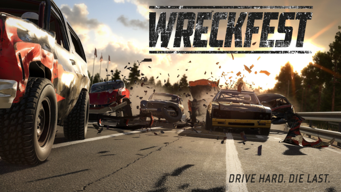 Wreckfest terá atualização paga para o PS5 (Imagem: Divulgação)