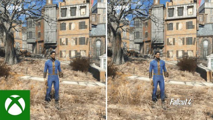 FPS Boos demonstrado em Fallout 4 (Imagem: Divulgação/Microsoft)
