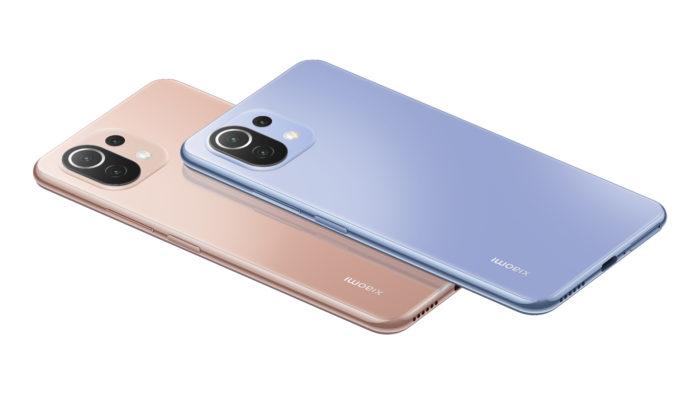 Xiaomi Mi 11 Lite 4G (Imagem: Divulgação/Xiaomi)