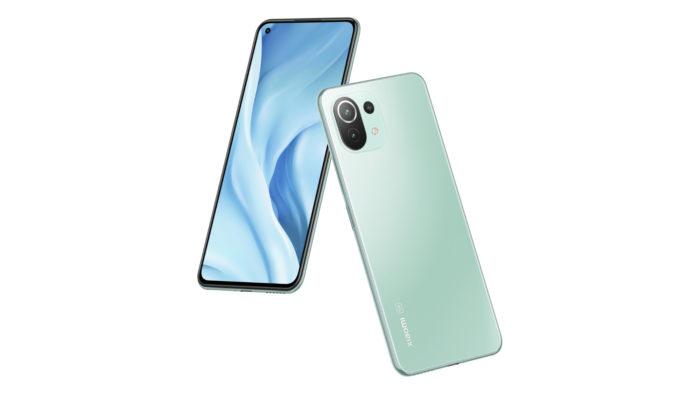 Xiaomi Mi 11 Lite 5G (Imagem: Divulgação/Xiaomi)