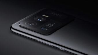 Xiaomi Mi 11 Ultra traz tela na traseira para selfies e zoom de até 120x