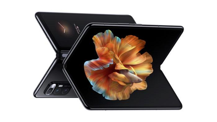 Xiaomi Mi Mix Fold (Imagem: Divulgação/Xiaomi)