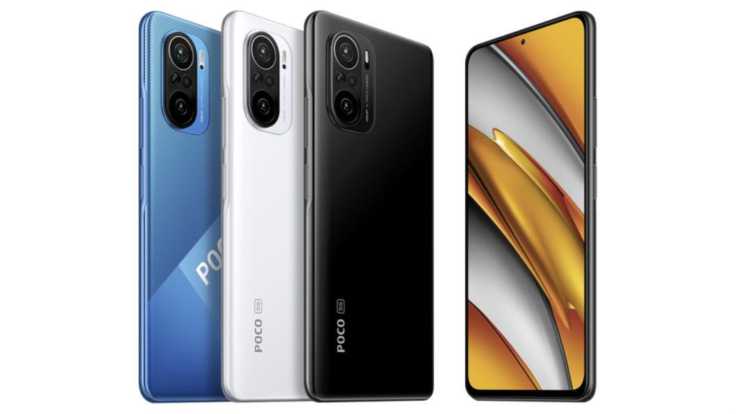 Xiaomi Poco F3 (Imagem: Divulgação/Xiaomi)