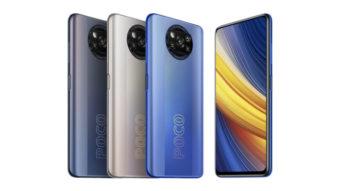 Xiaomi lança Poco X3 Pro com tela de 120 Hz e recarga rápida no Brasil