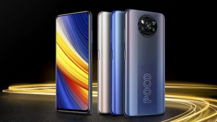 Xiaomi Poco X3 Pro (Imagem: Divulgação/Xiaomi)