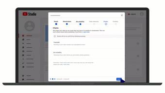 YouTube confere durante upload se vídeo viola direitos autorais