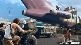 Bug em Call of Duty: Warzone deixa jogadores entrarem embaixo do mapa