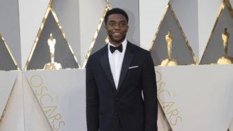 NFT de arte digital em homenagem a Chadwick Boseman é distribuído no Oscar