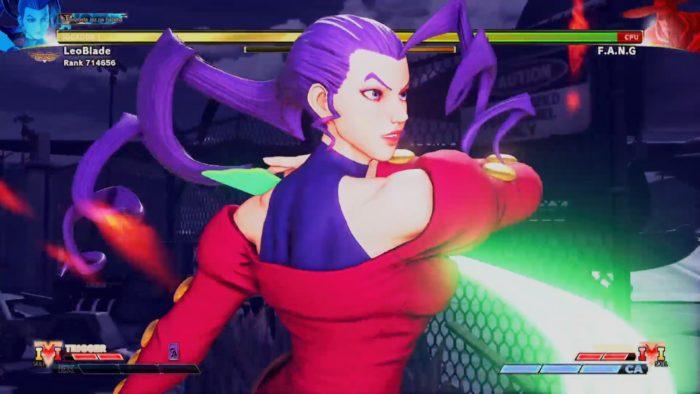 3 truques com Rose em Street Fighter V