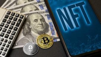 Preço médio de ativos digitais NFT despenca 70% em cerca de um mês