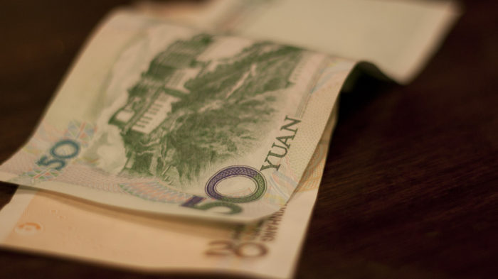 Criptomoeda do banco central chinês pode ameaçar soberania do dólar americano (Imagem: pushypenguin/Flickr)