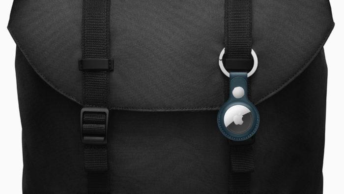Apple AirTag ajuda a encontrar itens perdidos (Imagem: Reprodução/Apple)