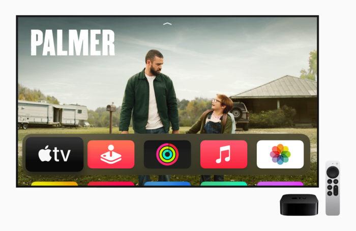 Nova Apple TV suporta Dolby Vision (Imagem: Reprodução/Apple)