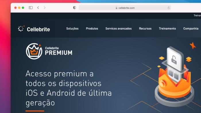 Cellebrite Premium (Imagem: Reprodução)