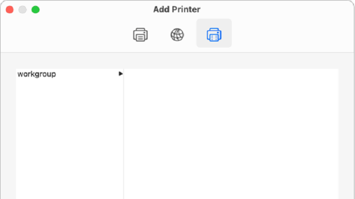 Como compartilhar uma impressora no Mac (Imagem: Lucas Lima/Reprodução)