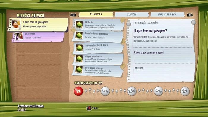 Como jogar Plants vs. Zombies Garden Warfare 2 (Imagem: Leandro Kovacs/Reprodução)