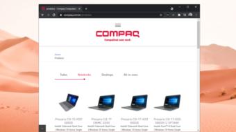 Positivo passa a produzir e vender PCs da Compaq no Brasil