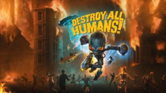 Guia de troféus e conquistas de Destroy All Humans