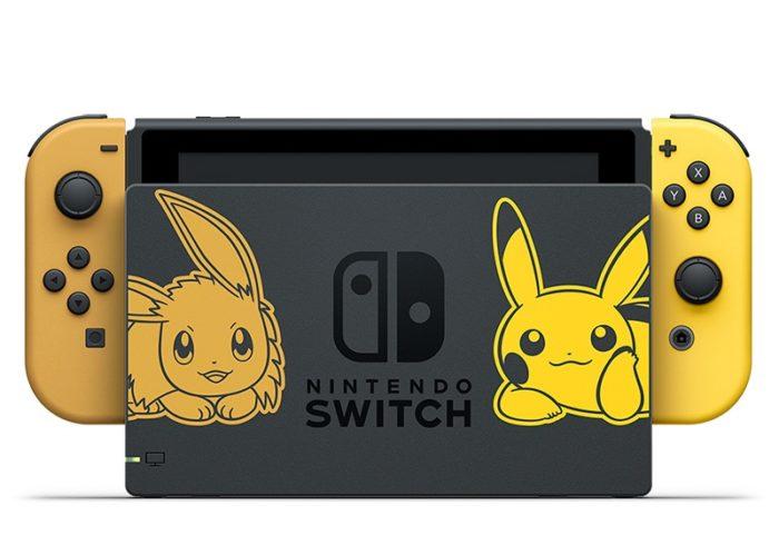 Edições especiais Nintendo Switch