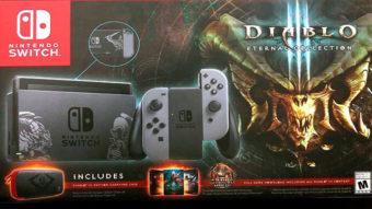 Conheça 10 edições especiais, limitadas e curiosas do Nintendo Switch