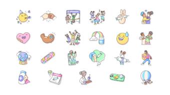 WhatsApp e OMS lançam figurinhas em apoio a vacinas contra COVID-19