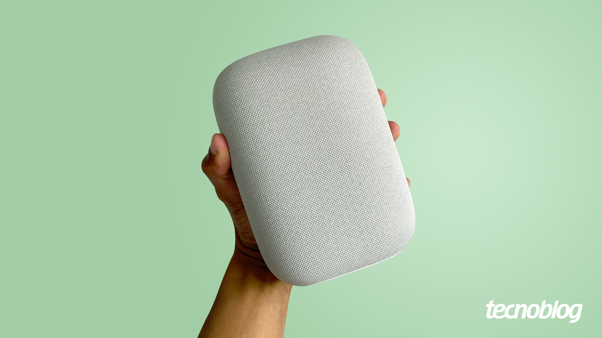 Review Google Nest Audio: som alto com Google Assistente [análise/vídeo]