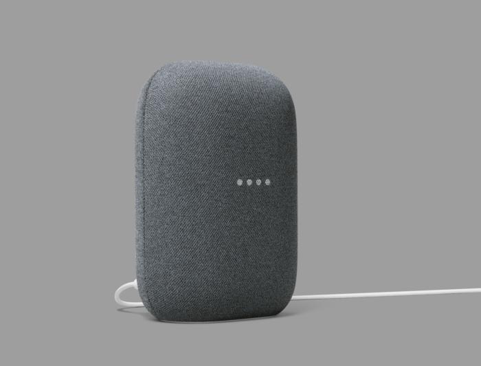 Google Nest Audio (Imagem: Divulgação/Google)