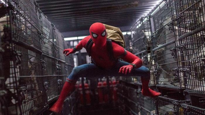 Homem Aranha: todos os filmes organizados (Imagem: Marvel/Divulgação)