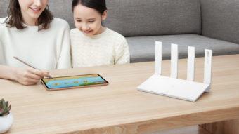 Huawei WiFi AX3 une força no Wi-Fi 6 e segurança em um corpo bonito