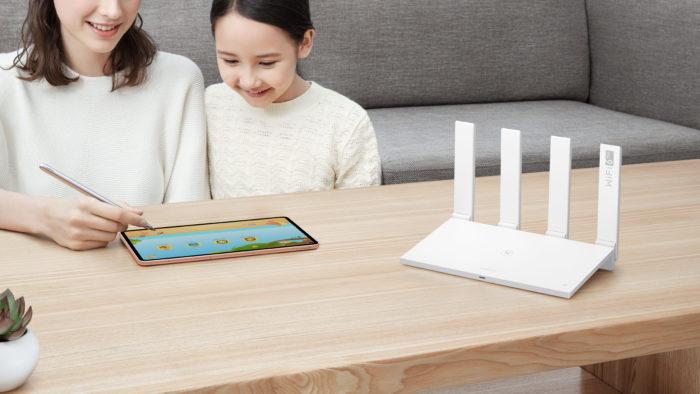 Huawei WiFi AX3 (Imagem: divulgação/Huawei)