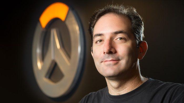 """Jeffrey """"Jeff"""" Kaplan (Imagem: Divulgação/Blizzard)"""