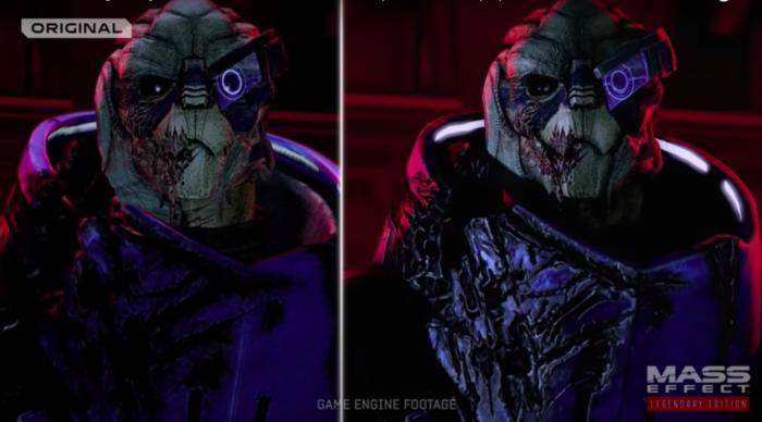 Mass Effect Legendary Edition ganha vários incrementos (Imagem: Divulgação/BioWare)