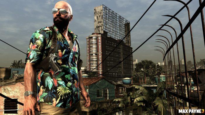 Max Payne 3 (Imagem: Divulgação/Rockstar)