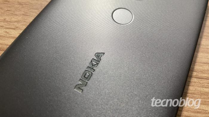 Nokia 2.4 (Imagem: Darlan Helder/Tecnoblog)