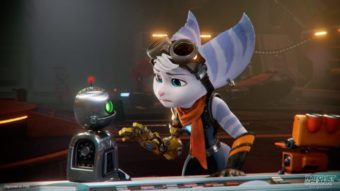 Ratchet & Clank: Rift Apart mostra nova personagem Rivet em trailer