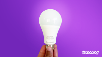 Smart Lâmpada Multilaser Liv: muitas cores, pouca intensidade