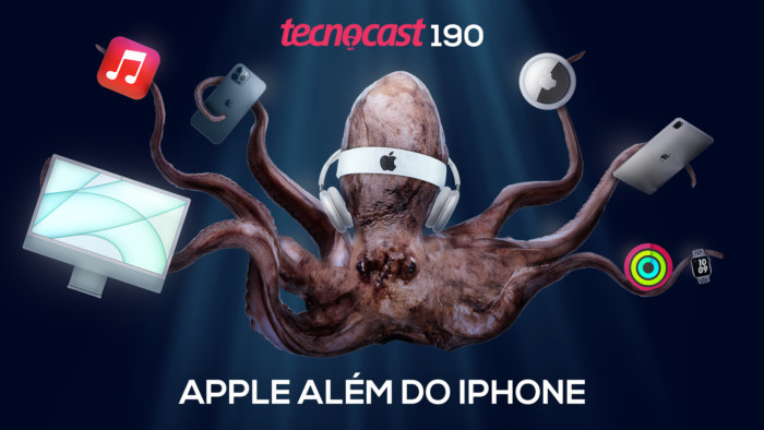 Tecnocast 190 –Apple além do iPhone (Imagem: Vitor Pádua / Tecnoblog)