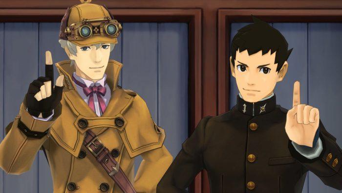 The Great Ace Attorney Chronicles chegará ao ocidente (Imagem: Divulgação/Capcom)