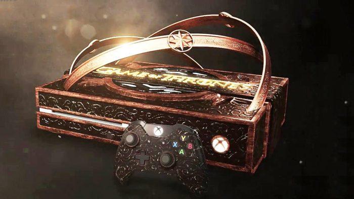 X edições especiais do Xbox One