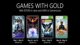 Xbox Live Gold de maio tem Armello, Lego Batman e mais jogos grátis