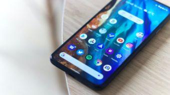 Android 12 poderá dar acesso à lixeira oculta do sistema