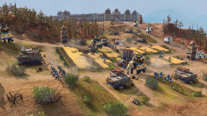 Age of Empires 4 (Imagem: Divulgação/Xbox Game Studios)
