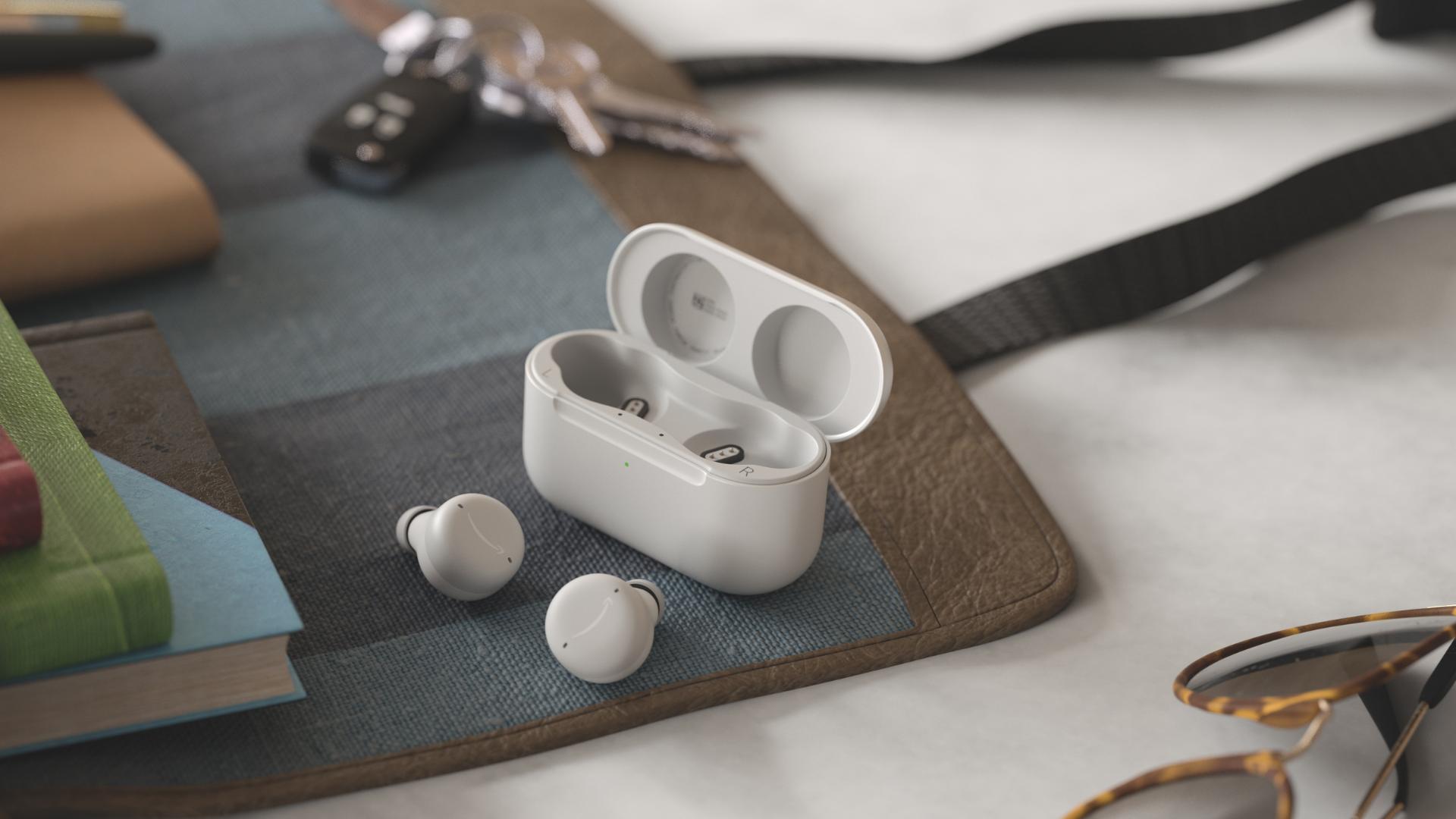 Amazon Echo Buds com Alexa e recarga sem fio passa na Anatel   Gadgets