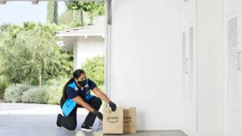 Amazon acessa garagens com fechadura inteligente para entregas em 5 mil cidades