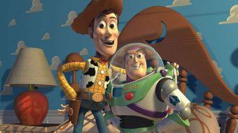 Os filmes animados da Pixar em ordem de lançamento