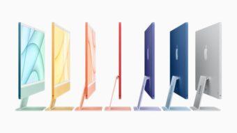 O que muda no iMac colorido além do design?