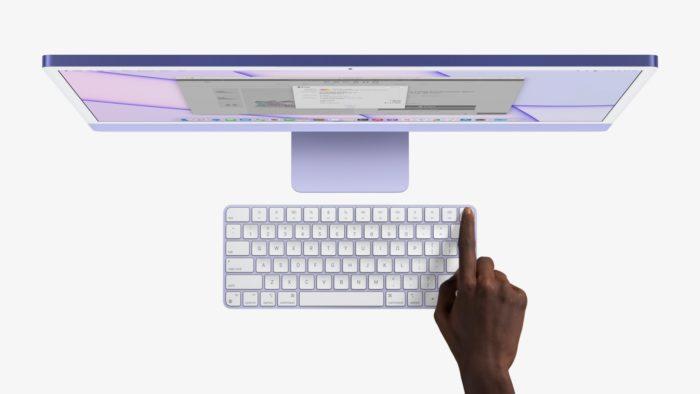 Magic Trackpad com Touch ID (imagem: divulgação/Apple)