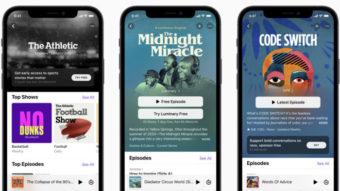 Apple Podcasts ganha assinaturas para conteúdo extra e acesso antecipado