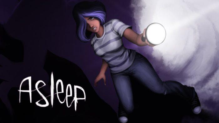 Asleep acaba de lançar financiamento coletivo (Imagem: Divulgação/Black Hole Games)